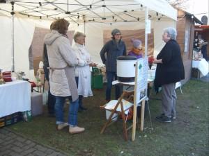VSN beim Absdorfer Adventdorf 2015